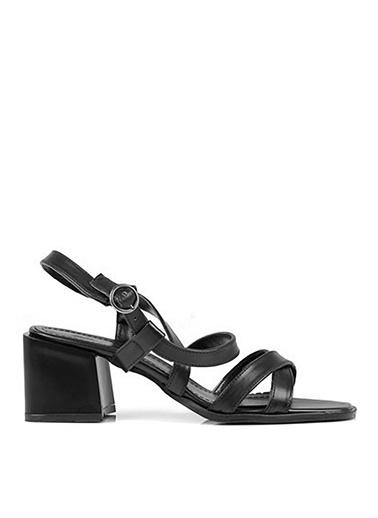 Oblavion Sandalet Siyah